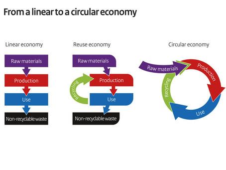 Circular Economy - A Brief Introduction