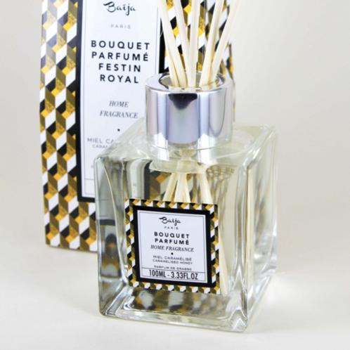 Bouquet parfumé - Miel caramel