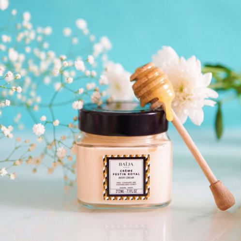 Crème corps - Miel caramel