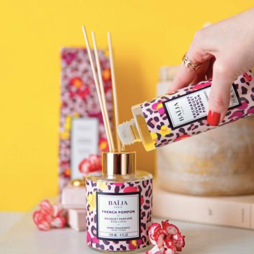 Bouquet parfumé - Rose litchi