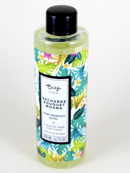 Recharge bouquet parfumé - Fleur de tiaré