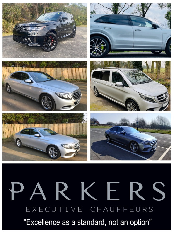 Parkers Chauffeur Driven Cars