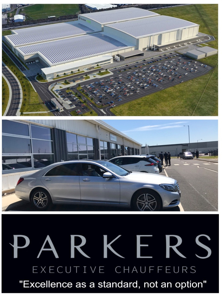 Parkers Executive Chauffeurs