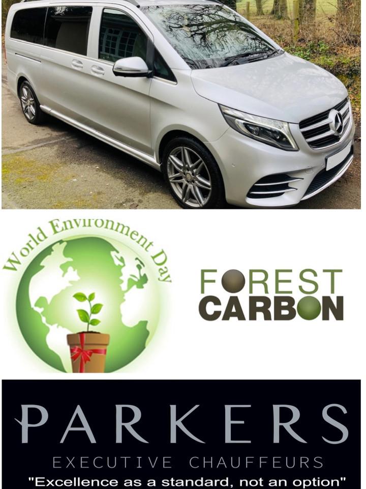 Parkers Chauffeurs Carbon Aware