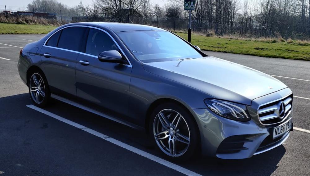 Parkers Mercedes S Class