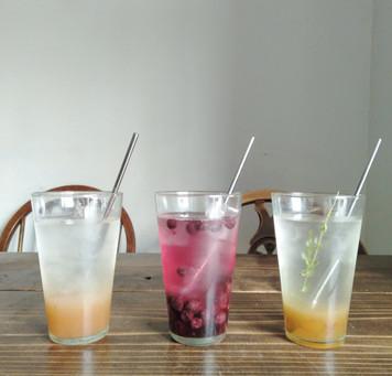 果実酢ワークショップ