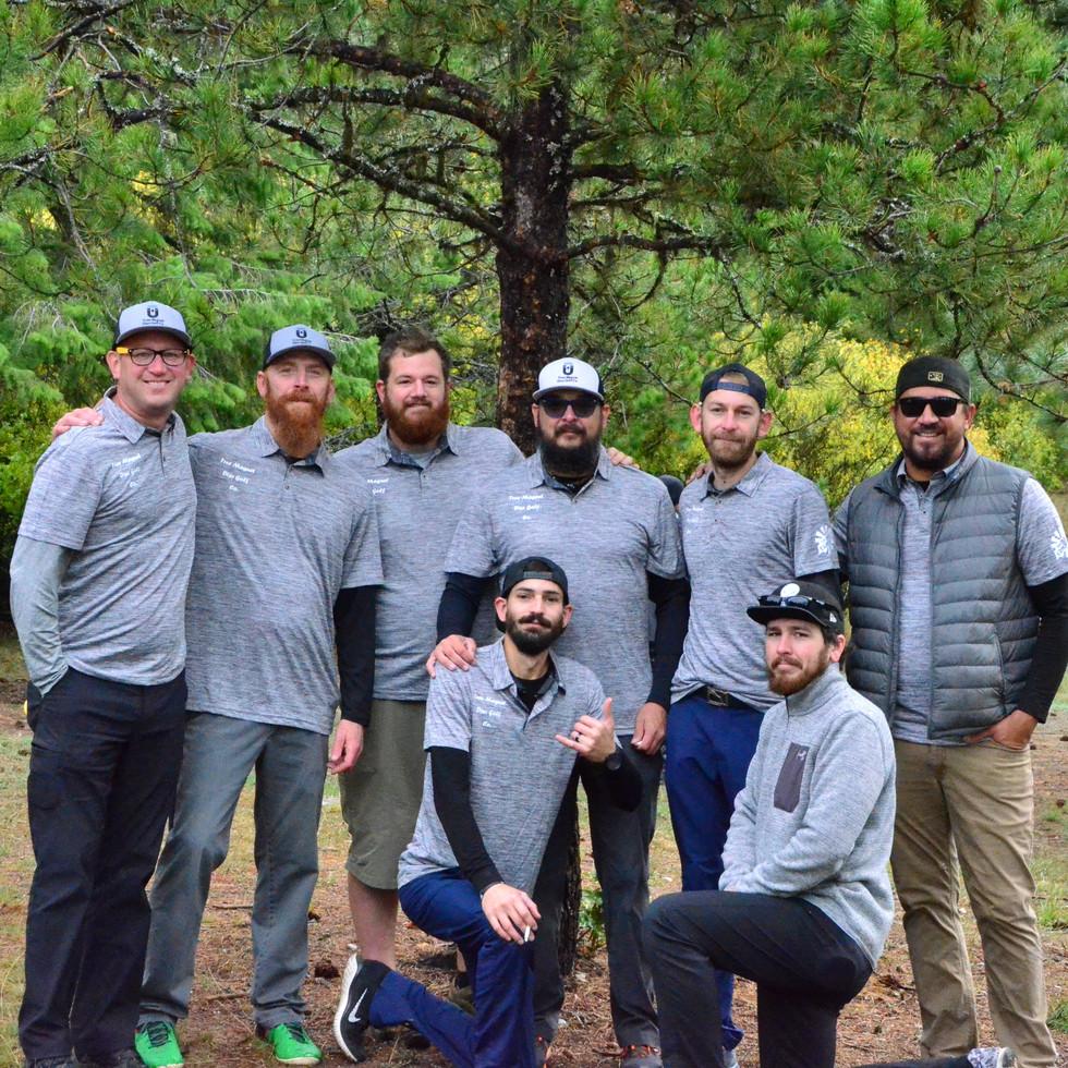 Team Tree Magnet Disc Golf Co.