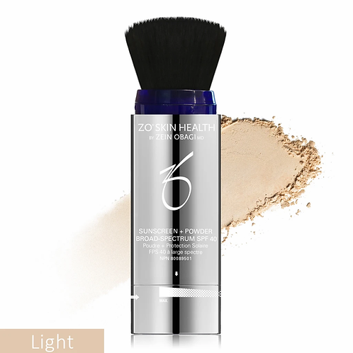 Sunscreen + Powder Broad Spectrum SPF 40