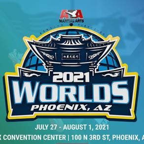 ATA International 2021 World Championships