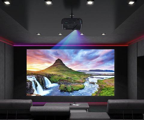 Viewsonic trumpo nuotolio projektoriaus