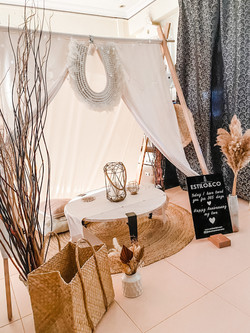 Style-it-yourself Picnic tent