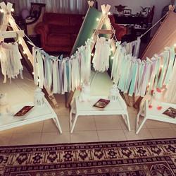 Unicorn Teepee Tents