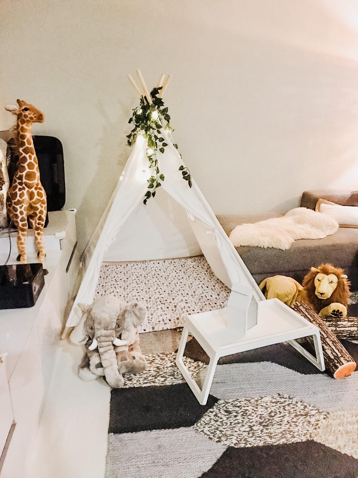 Wild Safari Tent