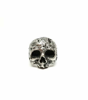 Morior Skull Ring