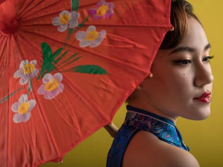 CNY Portrait - Le Atelier & Crystal