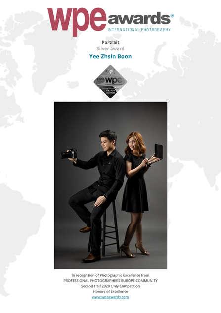 WPE - International Photographers Awards