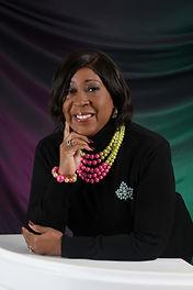 Soror Bonita Pink and Green Beads.jpg