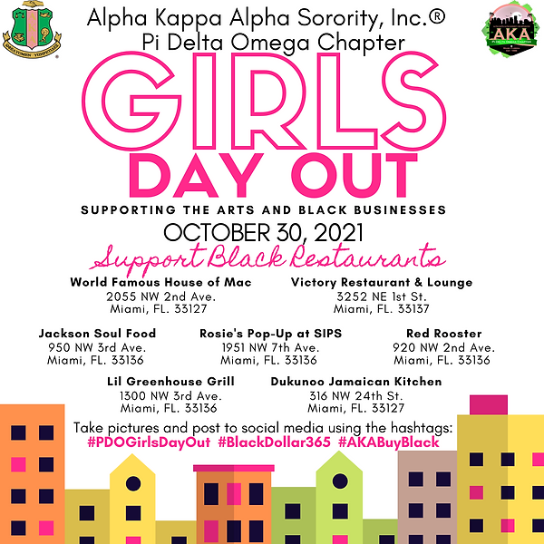 Social Media - Girls Day Out-Black Business Flyer .png