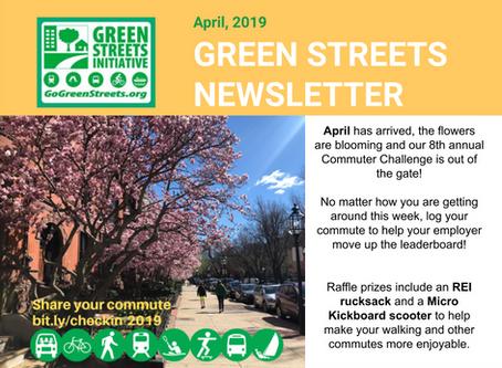 April Walk/Ride Day Newsletter