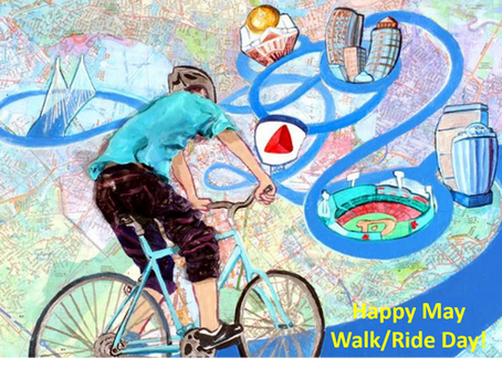 May 2018 Walk/Ride Day Newsletter