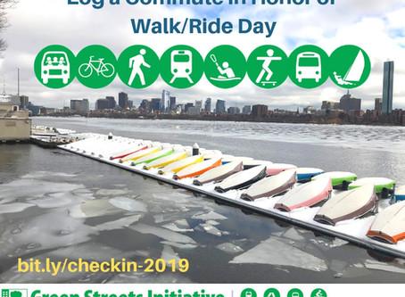 February 2019 Walk/Ride Day Newsletter
