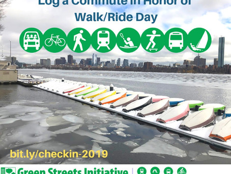February 2019 Walk/Ride Day Newsletter