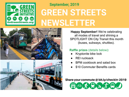 September Walk/Ride Day News & Commuter Challenge Progress