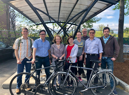 How Employees Commute is a Factor of Well-Being at Syros Pharmaceuticals
