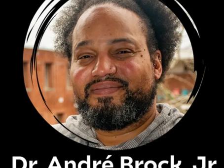 LMC's André Brock garners Mellon Foundation grant
