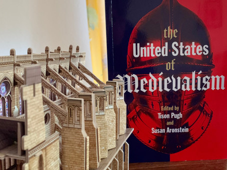 """United States of Medievalism is """"out"""""""