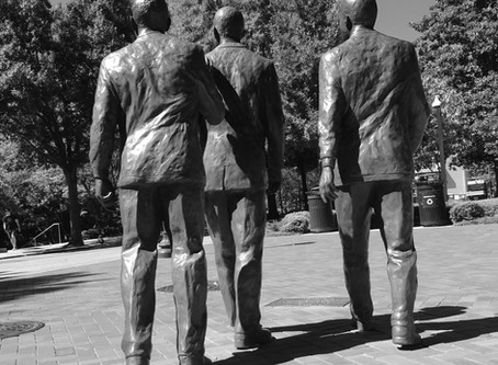 Georgia Tech's first three African American students honored