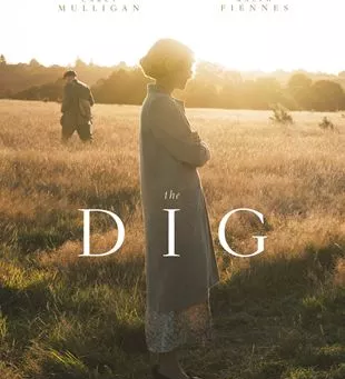Kristen Carella reviews The Dig (2021) for Medievally Speaking