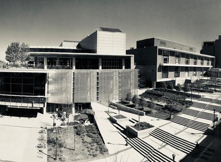 Office vista, Georgia Tech