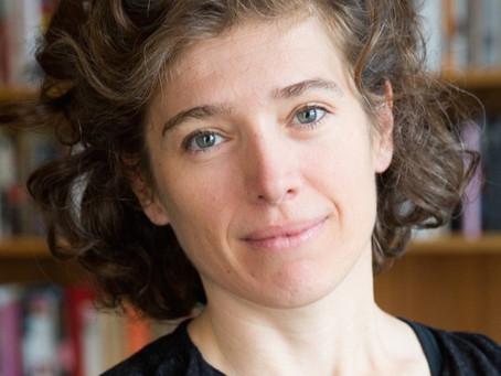 Media artist and graphic novelist Özge Samanci LMC Distinguished Alumna 2020