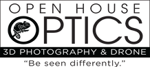 Open House Optics 3D Photography Logo.pn