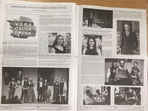 The Music Times features Vera Causa Opera!