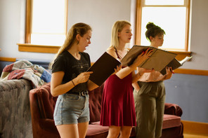 VCO and Canadian Opera Fest Composers featured in Article from Wilfrid Laurier University