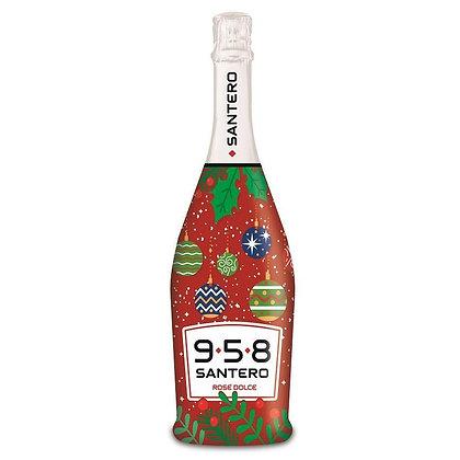 Santero 958 - rose' dolce edizione palline di natale