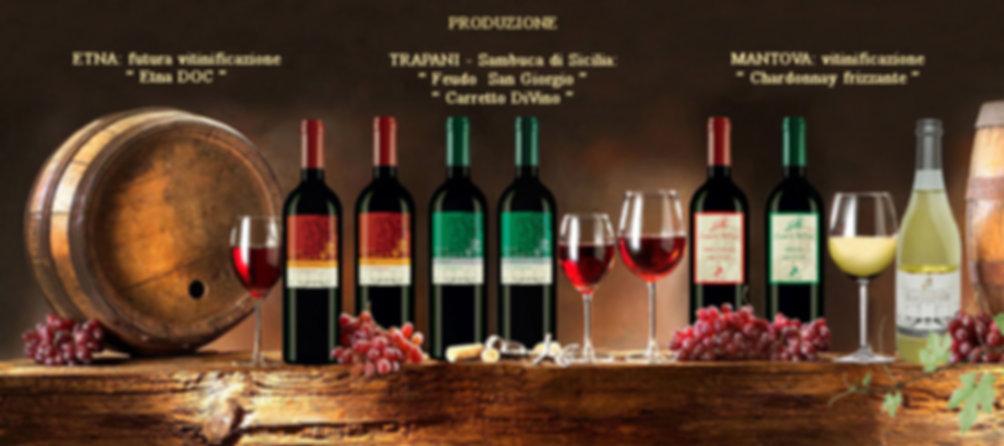 Produzione vini