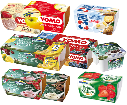 Granarolo - Yogurt Interi