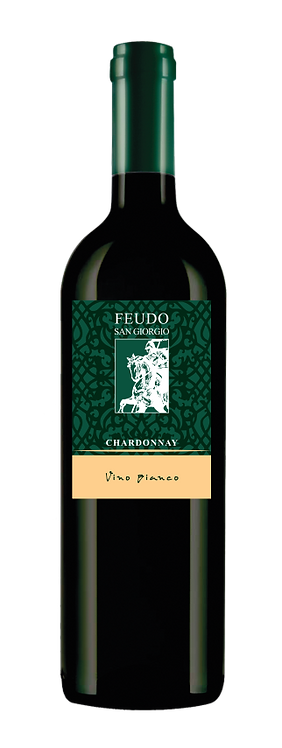 Feudo San Giorgio - Chardonnay I.G.T. TERRE SICILIANE
