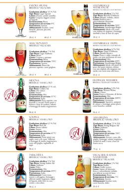 1 Carta delle birre
