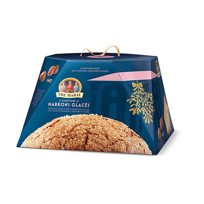 Panettone marrons glaces 850 g