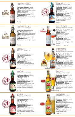 5 Carta delle birre