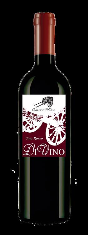 Carretto DiVino - Rosso