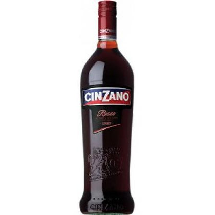 CINZANO ROSSO - Aperitivi in bottiglia