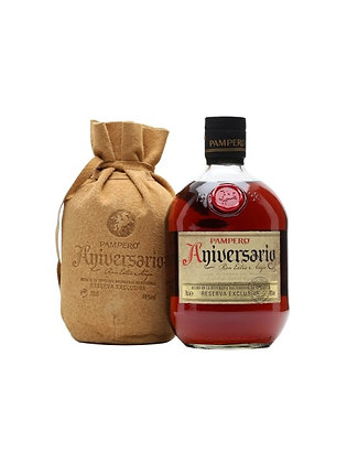 RUM PAMPERO ANIVERSARIO RESERVA EXCLUSIVA