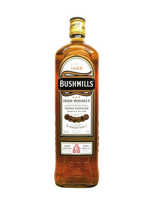 Bushmills Original Irish Whiskey Triple Distilled
