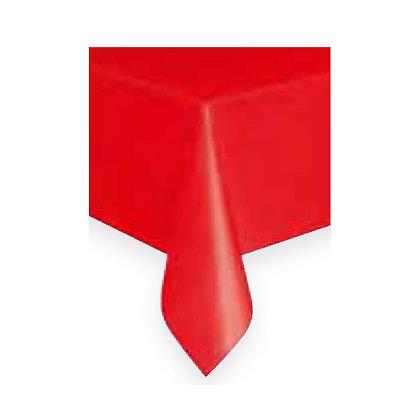 Tovaglia in puro TNT - rossa