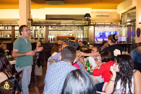 cena degustazione birraria 27.09.2018  (